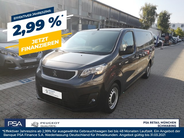 Peugeot Expert L3H1 Premium PDC R.-KAMERA, Jahr 2019, Diesel