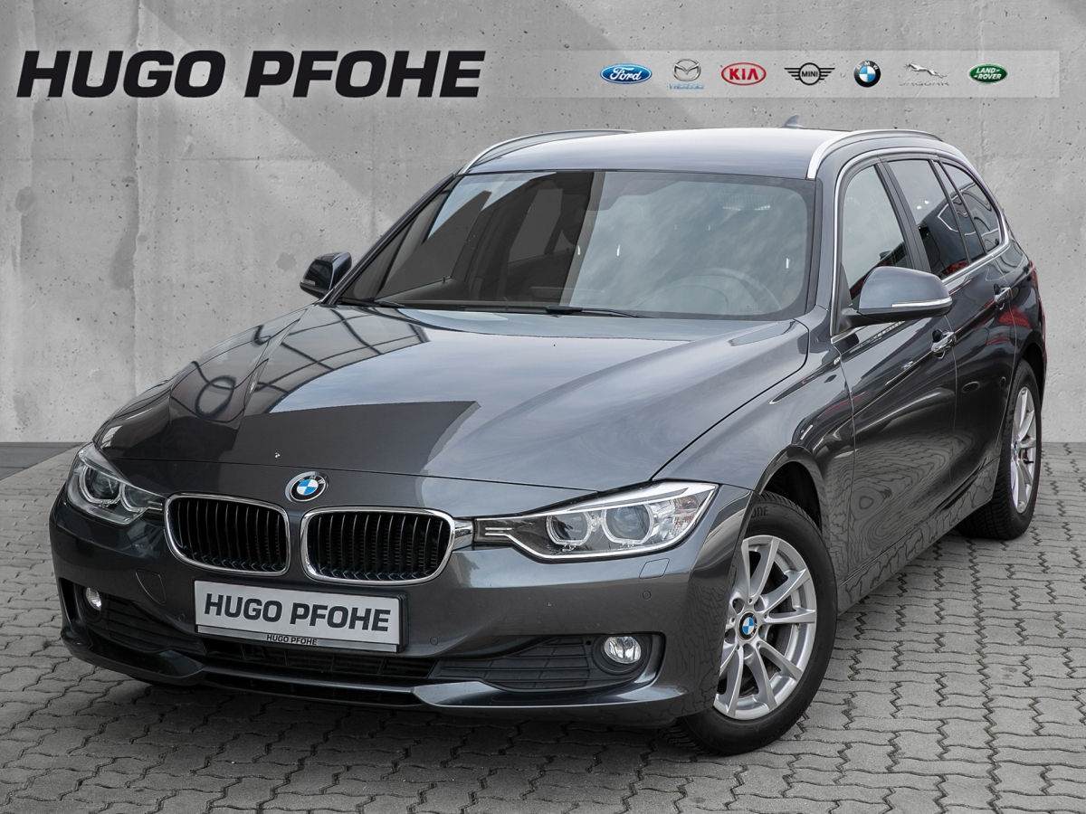 BMW 316i Touring Aut. / Klimaautom./ Navi / Xenon, Jahr 2013, Benzin
