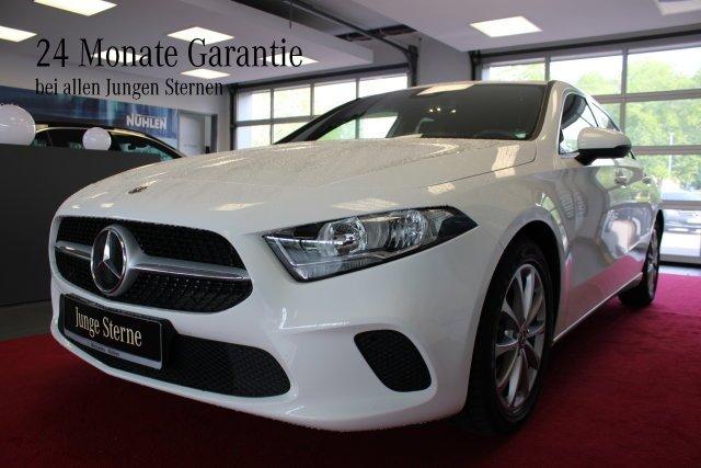Mercedes-Benz A 200 Kompaktlimousine Progressive+Sitzhzg+Klima, Jahr 2018, Benzin