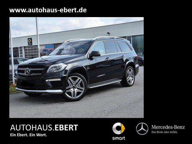 Mercedes-Benz GL 63 AMG 4M DRIVER'S+360°+COMAND+PSD+AHK+SITZKL, Jahr 2013, Benzin