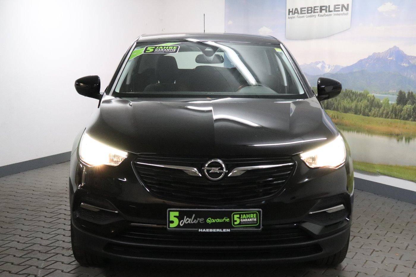 Opel Grandland X 1.6 CDTI Edition SHZ*Klima*PDC*LM17', Jahr 2017, Diesel