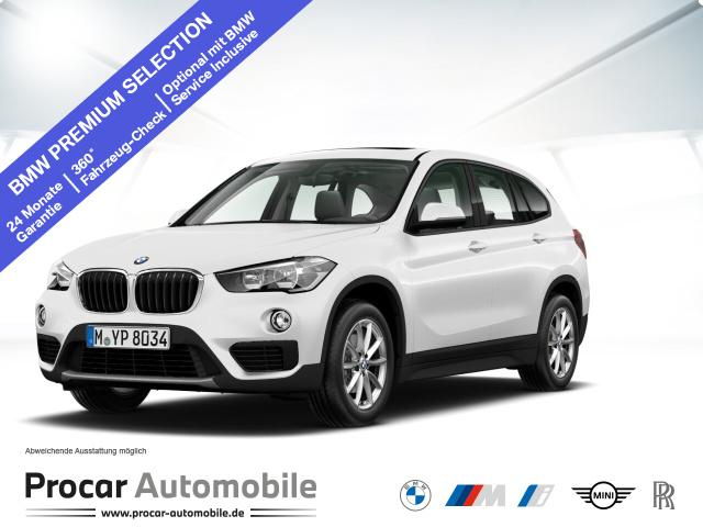 BMW X1 xDrive18d Pano Navi Klimaaut. PDC MF Lenkrad, Jahr 2018, Diesel
