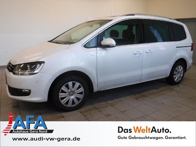 Volkswagen Sharan 2,0 TDI Life 6Sitze*AHK*Standhzg*Navi, Jahr 2013, diesel