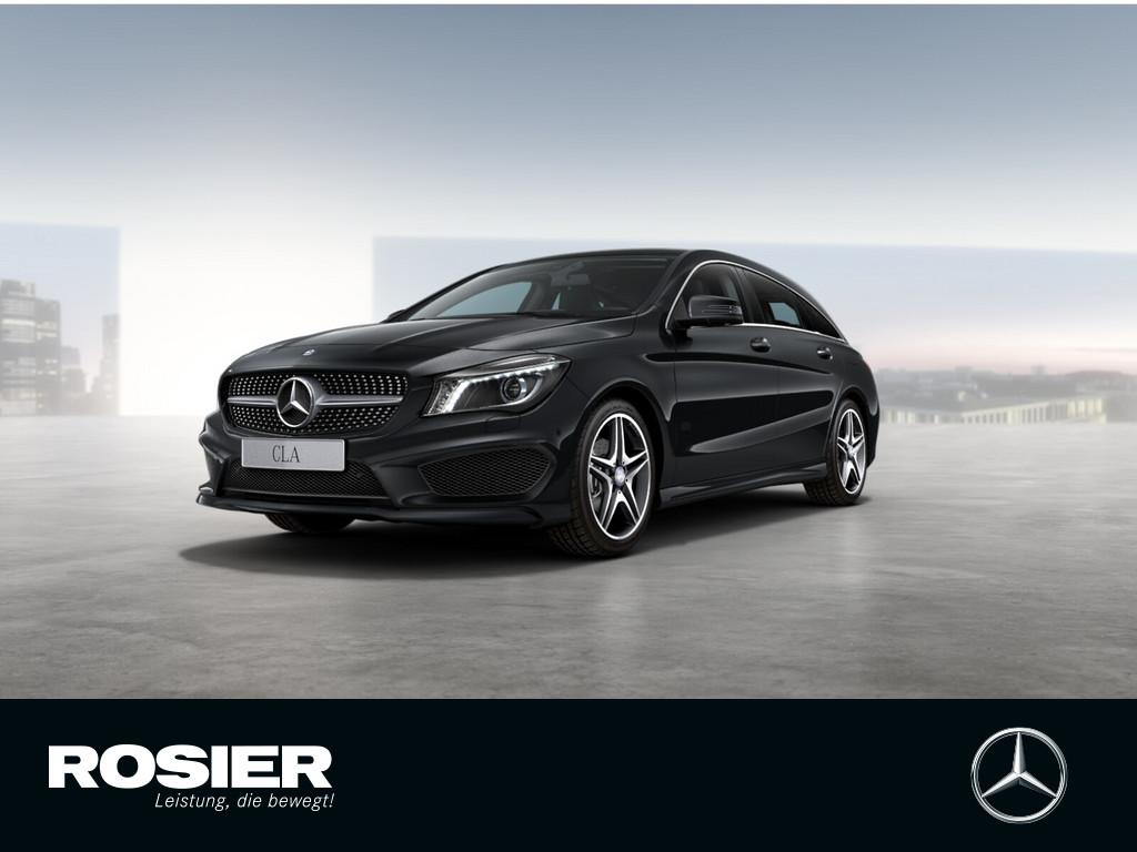 Mercedes-Benz CLA 200 SB AMG Sport, Jahr 2015, Benzin