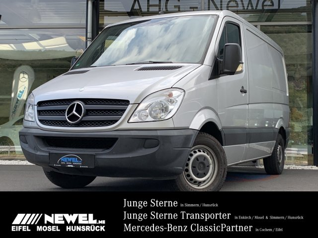 Mercedes-Benz Sprinter 210 CDI *KASTEN*WERKSTATT*WIE SORTIMO*, Jahr 2012, diesel