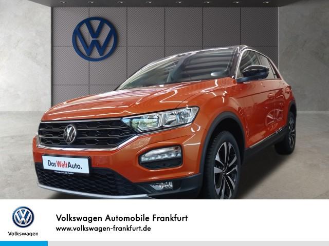 Volkswagen T-Roc 1.5 TSI DSG United Navi Klima LM-Felgen T-ROC 1.5 CL BT110 TSID7F, Jahr 2020, Benzin