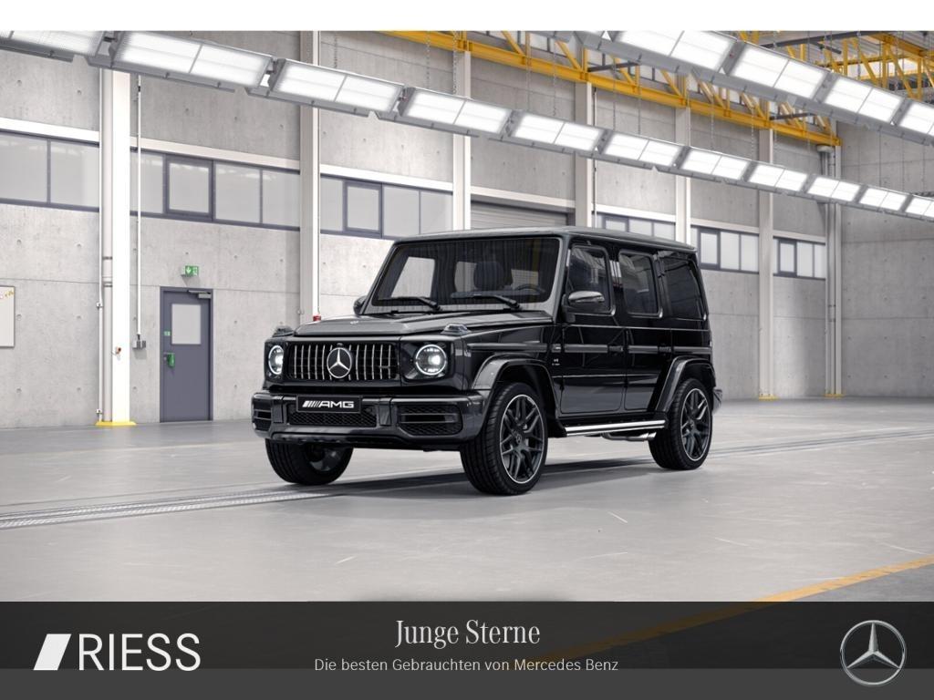 Mercedes-Benz G 63 AMG Designo+Keyless, Jahr 2019, Benzin