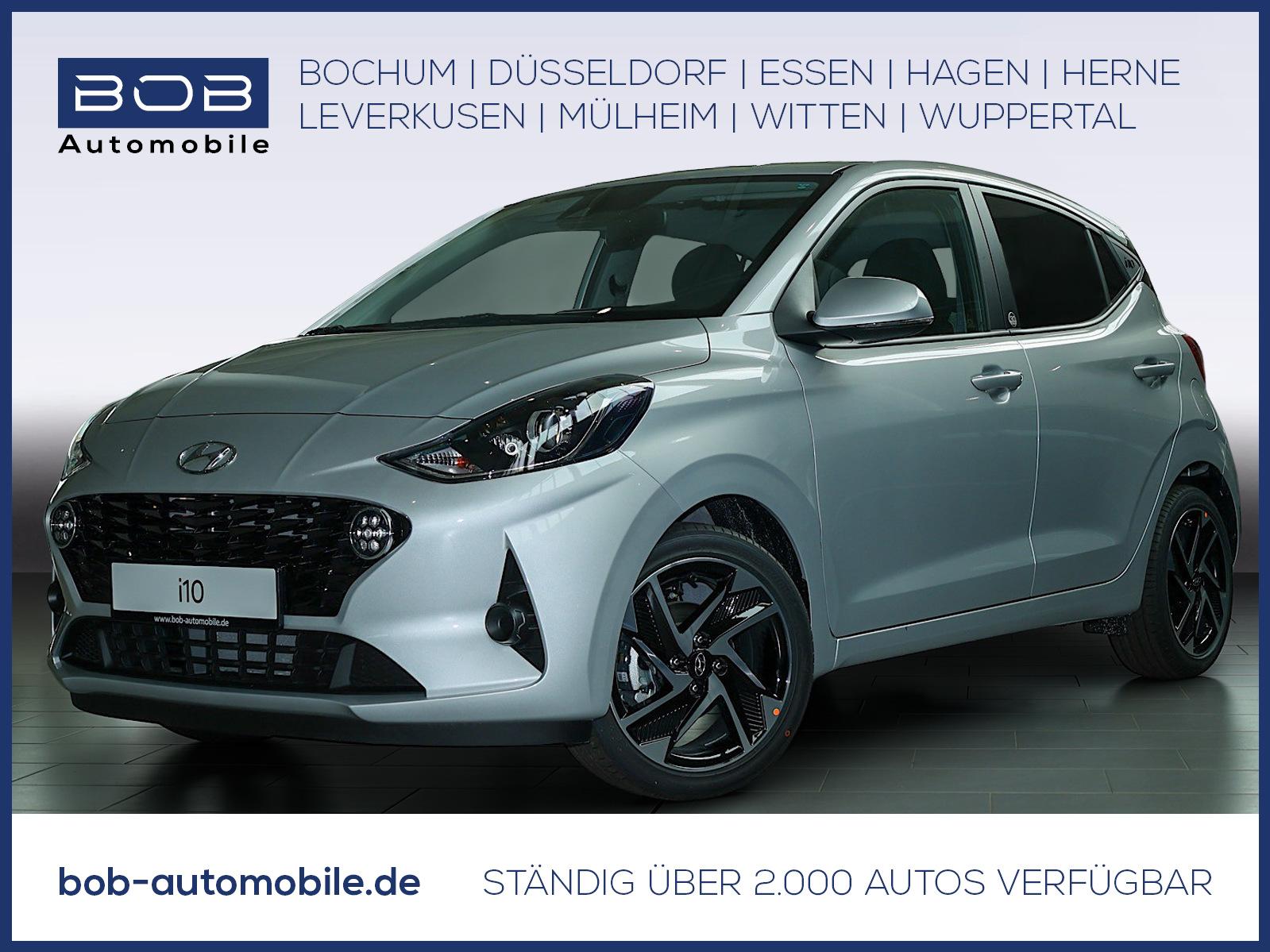 Hyundai i10 1.0 Benzin Edition 30+ NAVI SHZ PDC KLIMA BT, Jahr 2021, Benzin