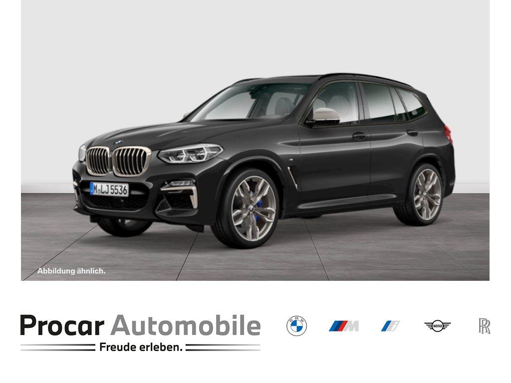 BMW X3 M40d Head-Up H/K DA+ RFK Pano Standhzg. 21, Jahr 2018, Diesel