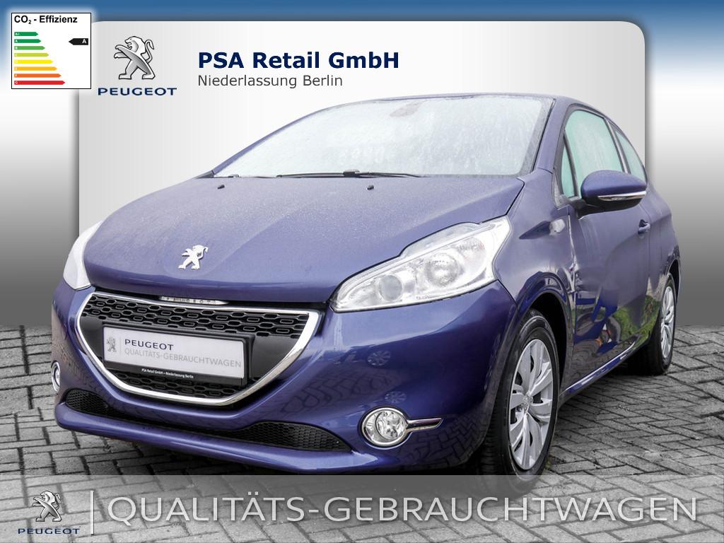 Peugeot 208 Active 1.2 82 VTi, Jahr 2013, Benzin
