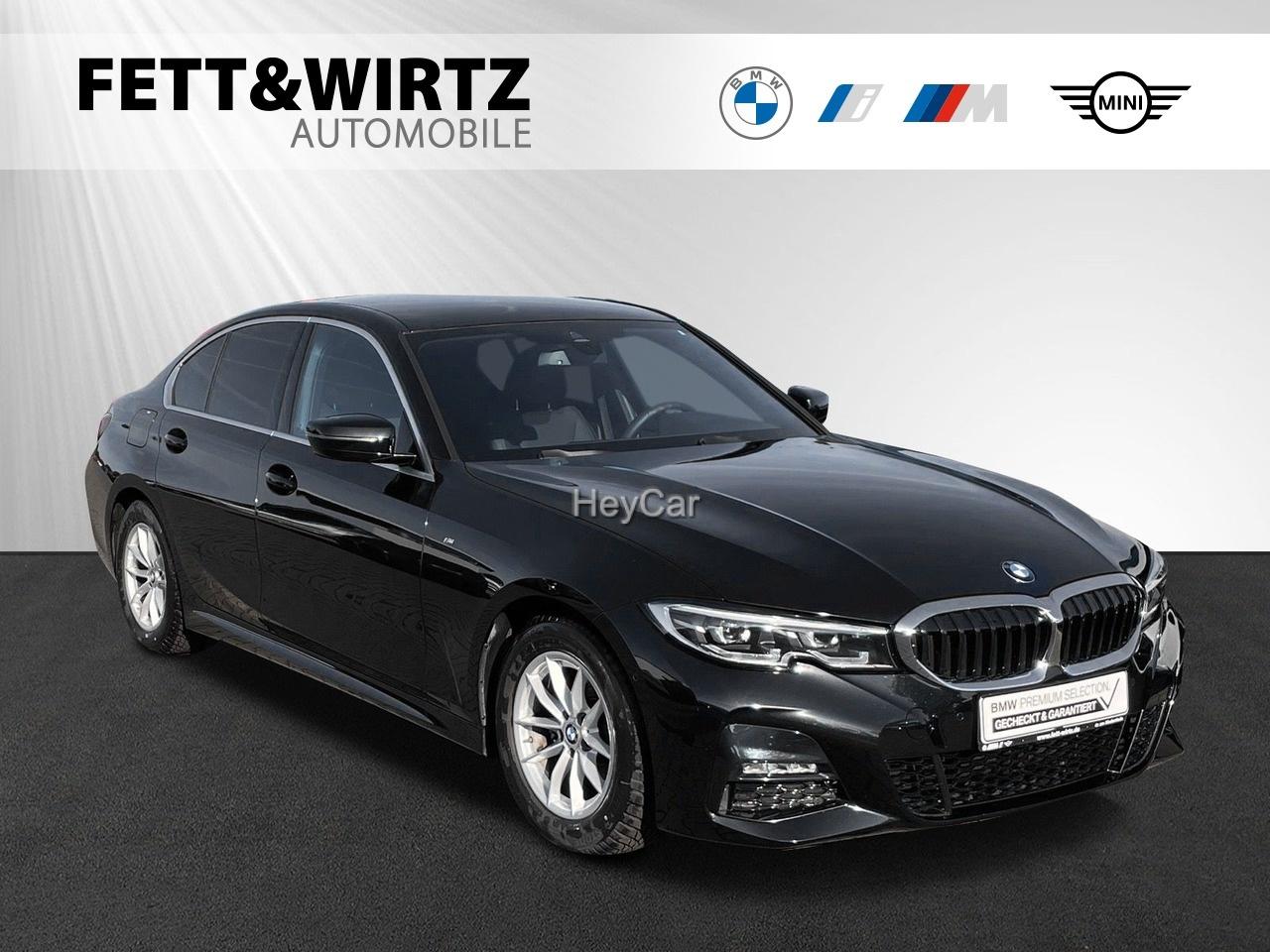 BMW 318 finanzieren