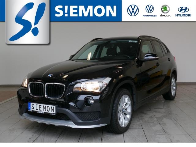 BMW X1 sDrive 18i Klimaauto Tempomat SHZ PDC Bluet., Jahr 2014, Benzin