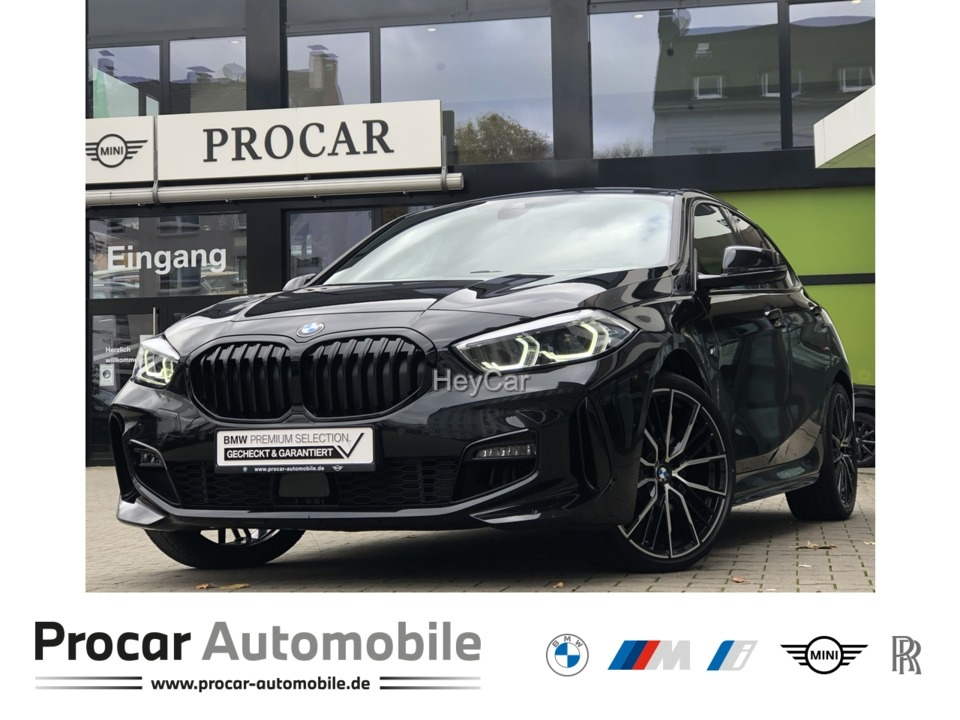 BMW 118i M SPORT KLIMAAUT PDC LED KOMFORTZ FREISPR, Jahr 2020, Benzin