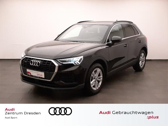 Audi Q3 40TFSI quattro LED SW/Navi plus, Jahr 2020, Benzin
