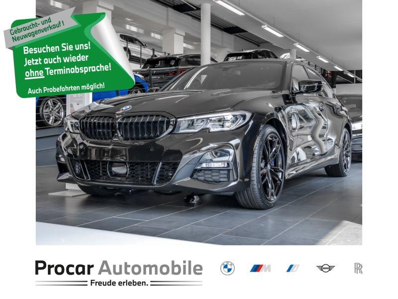 BMW 330e Limousine M Sport Gestiksteuerung Head-Up, Jahr 2020, Hybrid