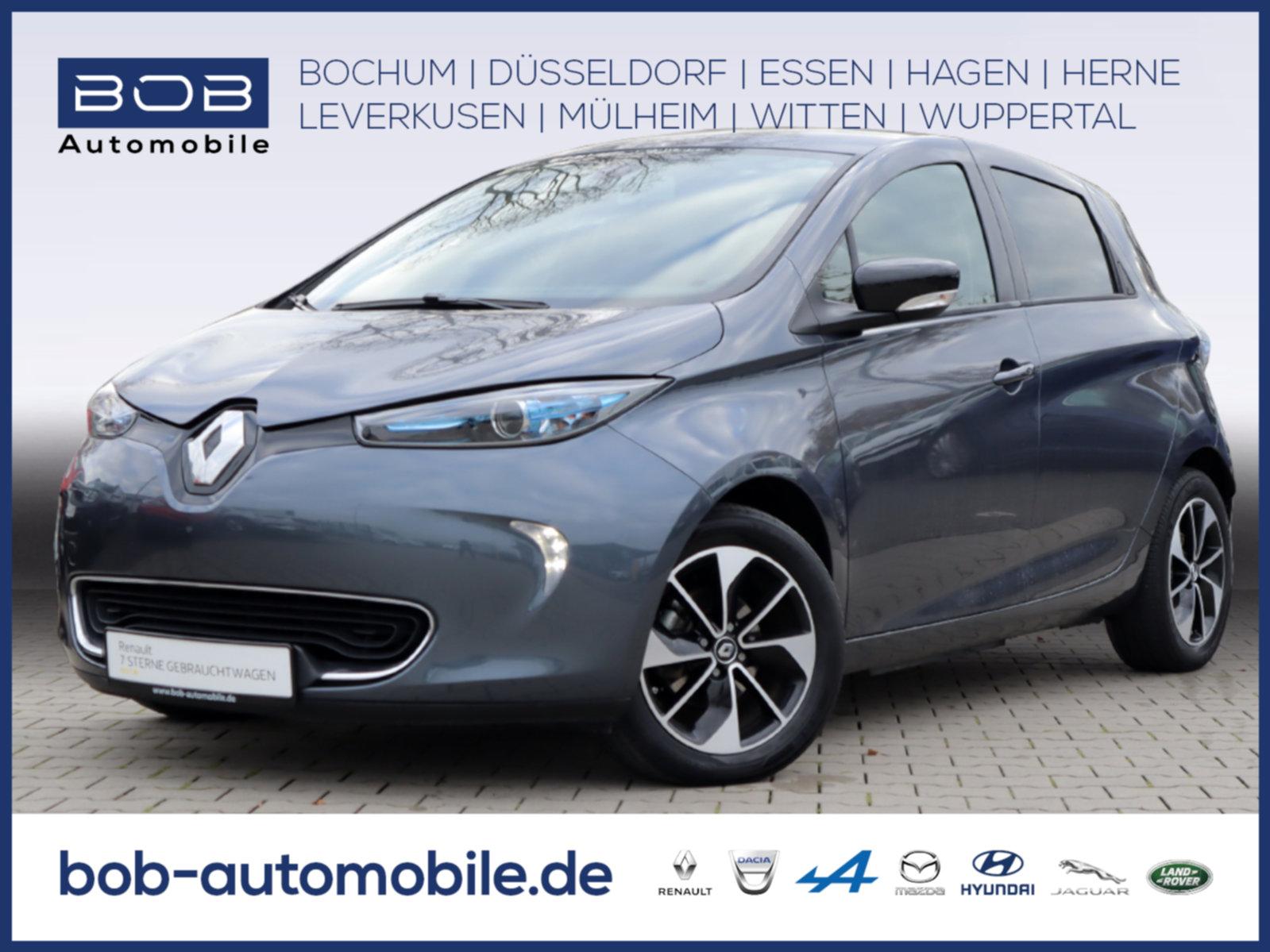 Renault ZOE Batteriemiete FINANZIERUNG 0%AB 99EUR, Jahr 2017, Elektro