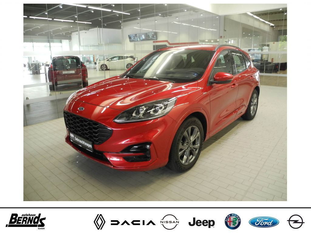 Ford Kuga 1.5 EcoBlue AUTOMATIK ST-LINE AHK NAV W-PKT., Jahr 2020, Diesel