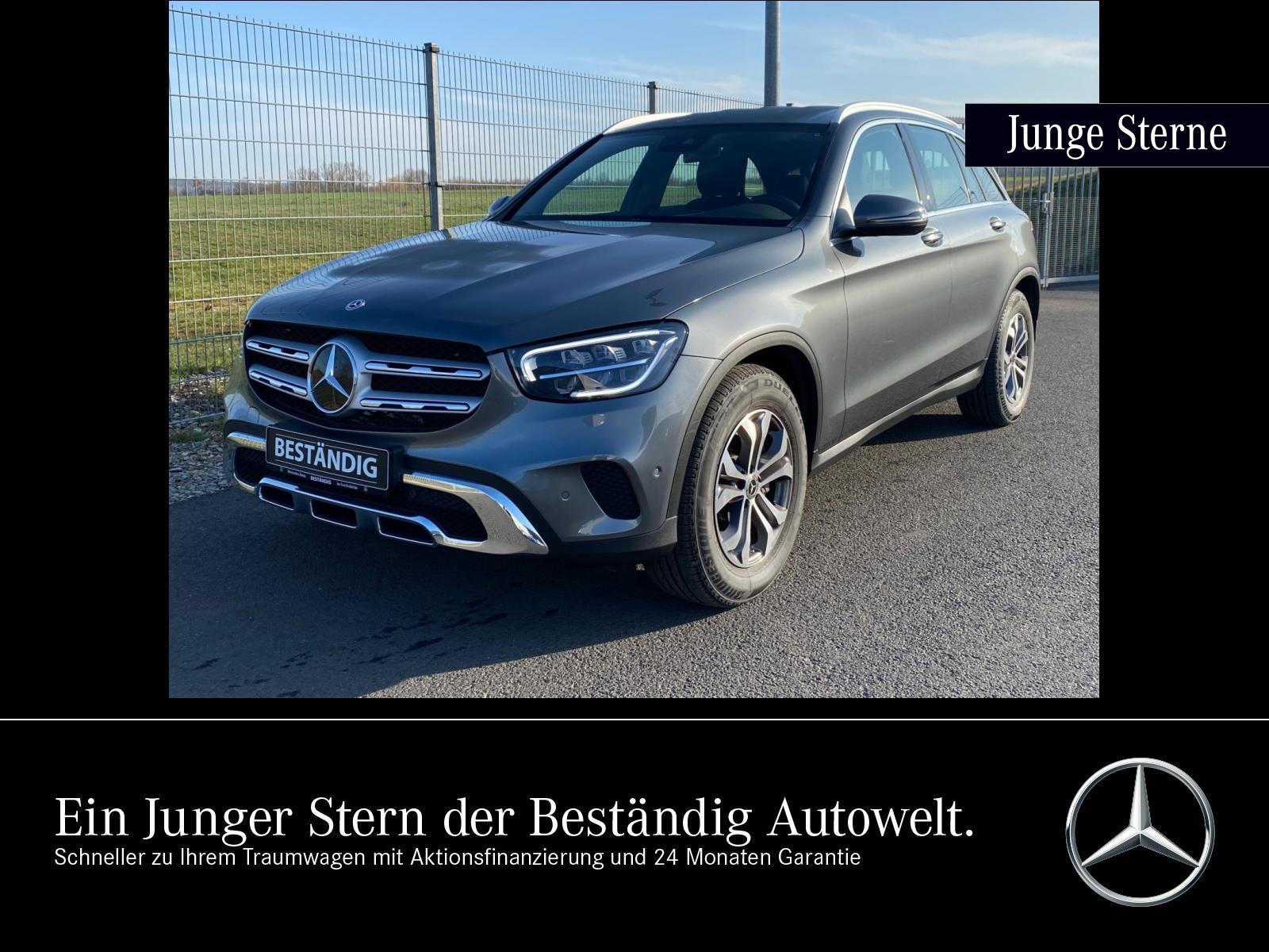 Mercedes-Benz GLC 200 4M +RFK+LED+Busi.Paket+DAB+EASY PACK, Jahr 2019, Benzin