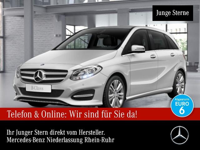 Mercedes-Benz B 180 d Urban Navi Easy-Vario+ Laderaump Totwinkel, Jahr 2016, Diesel