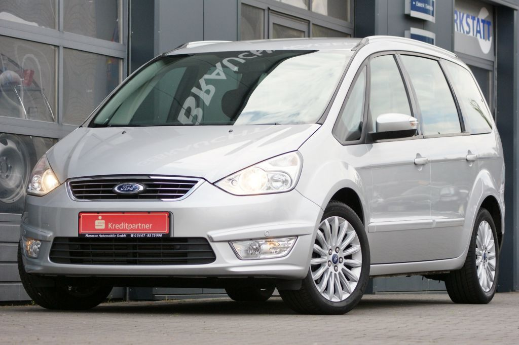 Ford Galaxy 2.0 TDCi DPF Business Edition Business-Navigationssystem, Jahr 2015, Diesel