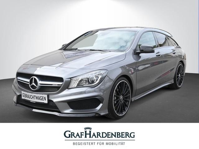 Mercedes-Benz CLA 45 AMG Shooting Brake 4Matic Dynamic Plus, Jahr 2016, Benzin