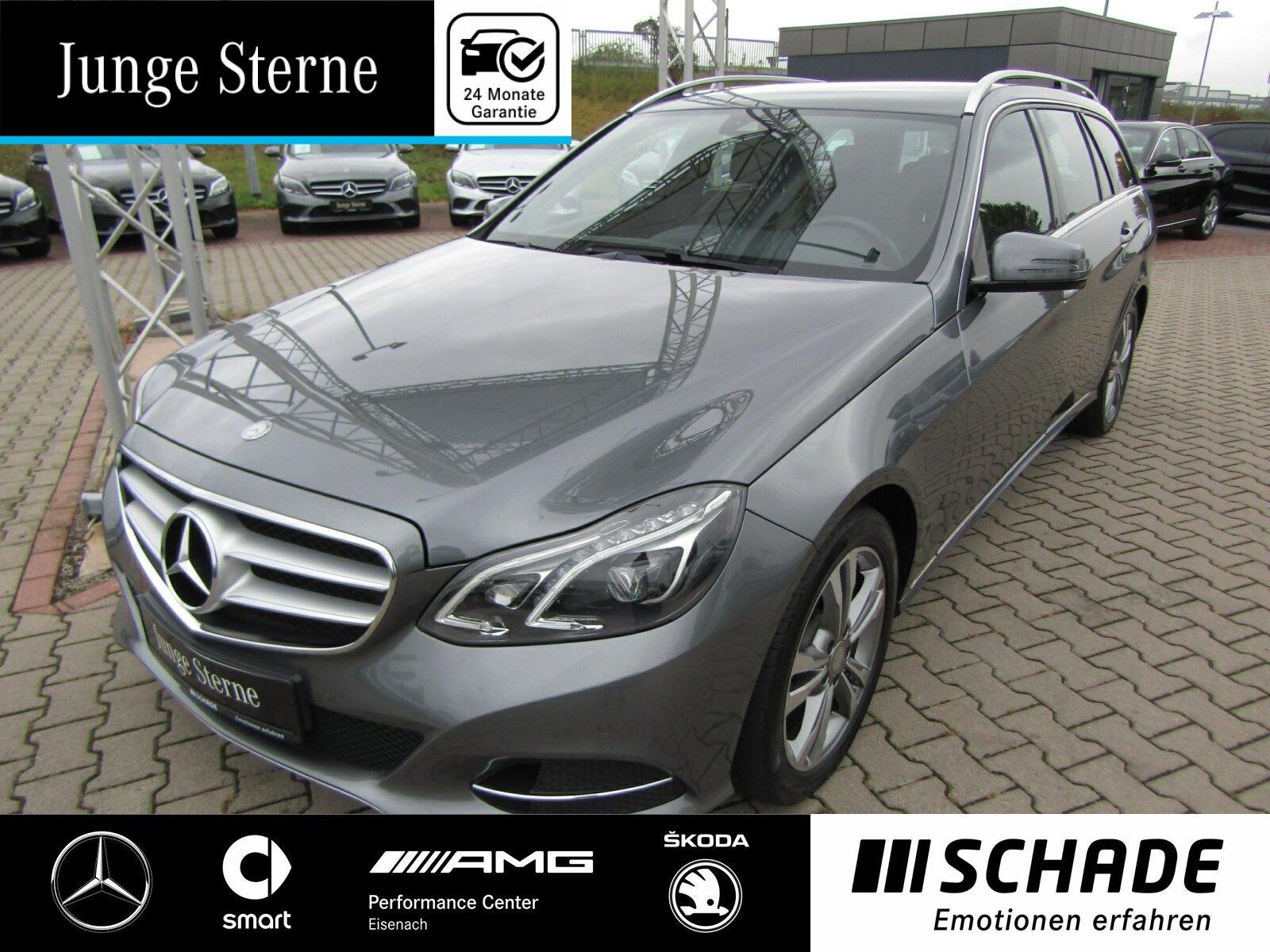 Mercedes-Benz E 220 T BT Avantgarde Navi*LED*Sitzhzg.*Parksen., Jahr 2015, Diesel
