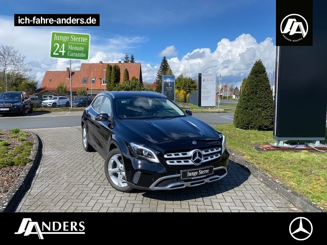 Mercedes-Benz GLA 220 d Urban+LED+Navi+PDC+Sitzhz.+MFL+Klima, Jahr 2017, Diesel