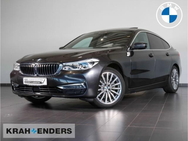 BMW 640 Gran Turismo i xDrive Luxury Line+StandHZG+LED+HUD+ACC+SD, Jahr 2018, Benzin