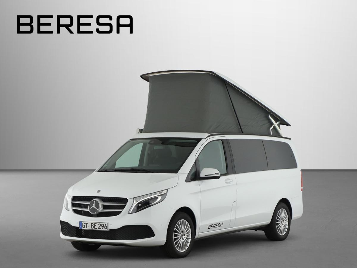 Mercedes-Benz V 250 4M Marco Polo Horizon AHK Distronic LED, Jahr 2020, Diesel