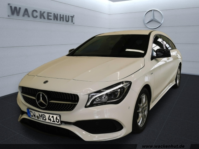 Mercedes-Benz CLA 200 Shooting Brake d 4MATIC UrbanStyle-Edit. NIGHT-PAKET+BUSINESS, Jahr 2018, Diesel