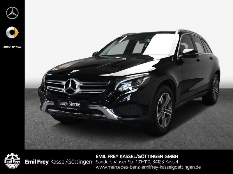 Mercedes-Benz GLC 250 d 4Matic 9G+Pano+COMAND+EasyPack+LED, Jahr 2017, Diesel