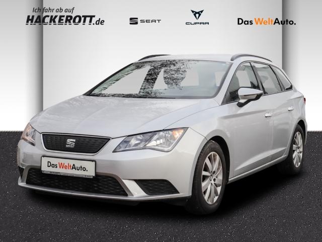 Seat Leon ST Reference Ecomotive 1.6 TDI Multif.Lenkrad Temp Start-Stop CD AUX, Jahr 2015, diesel