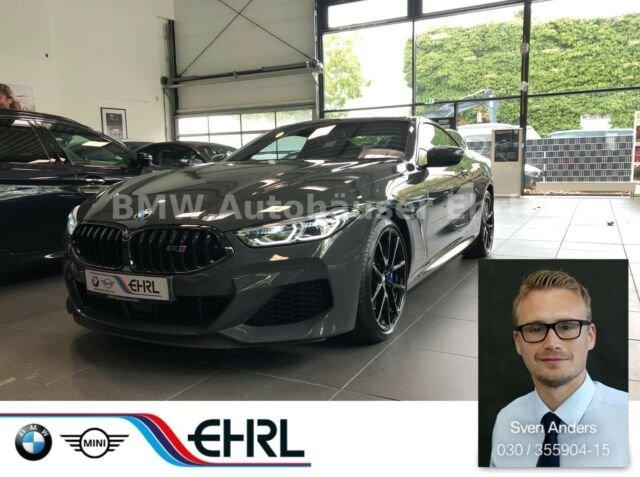 BMW M850i xDrive Laserlicht DA+PA+*sofort verfügbar*, Jahr 2020, Benzin