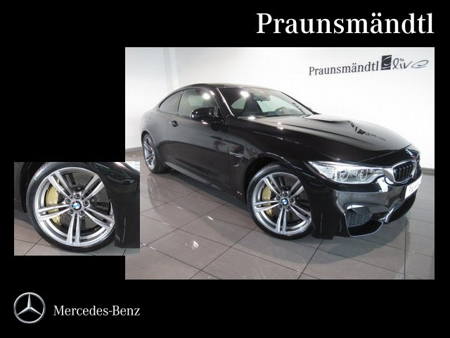 BMW M4 Coupé Carbon Keramik/Kamera/Sound/Driving As., Jahr 2016, petrol
