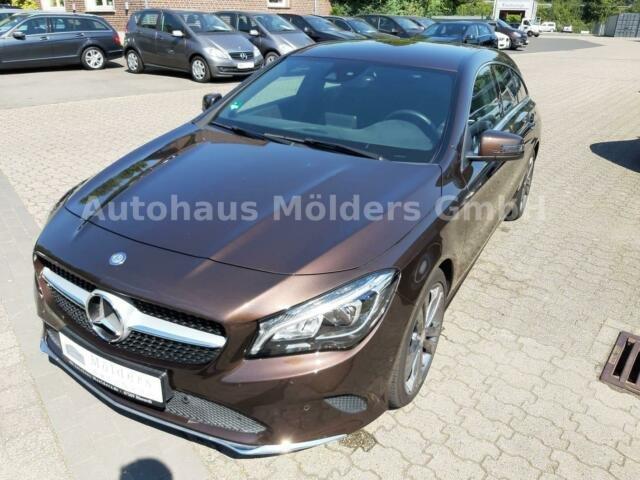 Mercedes-Benz CLA 180 SB *Garantie*Navi*LED*190 mtl., Jahr 2016, Benzin
