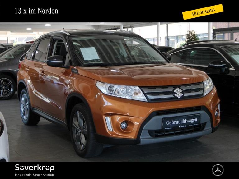 Suzuki Vitara 1.6 Comfort+ 4x2, Jahr 2016, Benzin