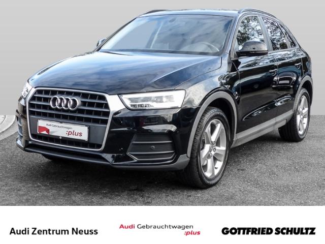 Audi Q3 2.0 TDI LED, SHZ, 18Zoll, Jahr 2017, Diesel