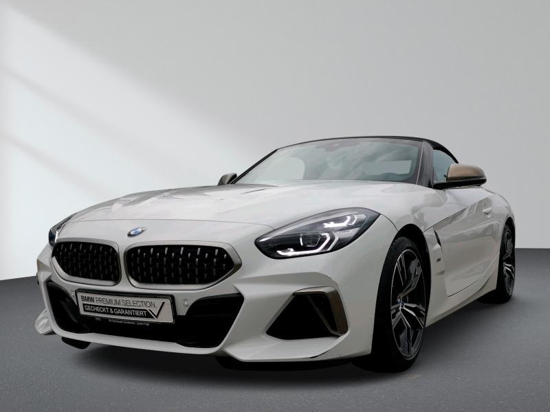 BMW Z4 M40i Cabrio Aut. Head-Up HiFI LED Komfortzugang, Jahr 2019, Benzin