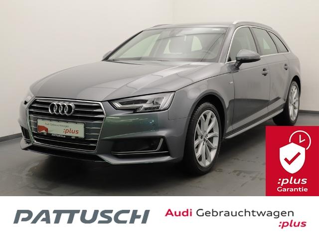 Audi A4 Avant 2.0 TDI sport S-Line LED Navi Bluetooth, Jahr 2018, Diesel