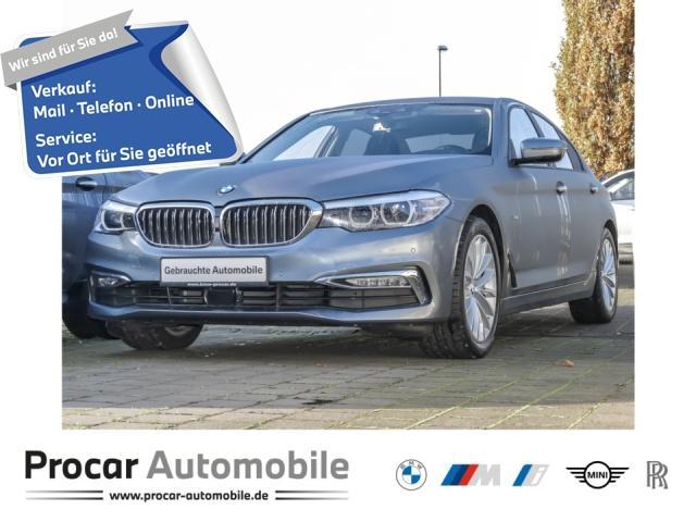 BMW 540i Limousine Luxury Line Navi Prof DrivAssPlus, Jahr 2017, Benzin