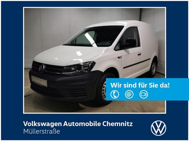 Volkswagen Caddy 1.2 TSI BMT Kasten EcoProfi Anhängerkup., Jahr 2017, Benzin