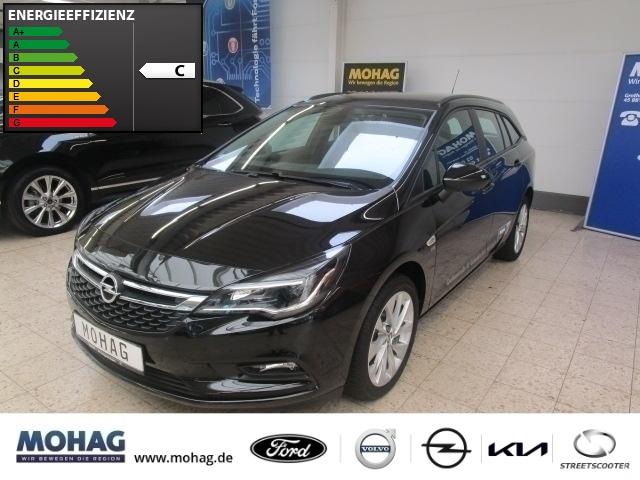 Opel Astra 120 Jahre 1.4 Turbo Navi LED-Tagfahrlicht Multif.Lenkrad Klimaan. Sitz & Lenkradheiz., Jahr 2019, Benzin