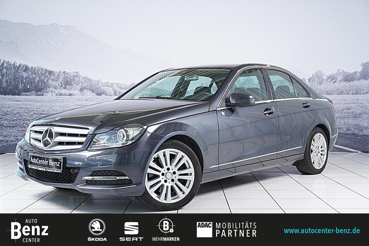 Mercedes-Benz C-350 CDI Lim. Elegance *NAVI*Bi-XENON*PDC*ACC*, Jahr 2013, Diesel