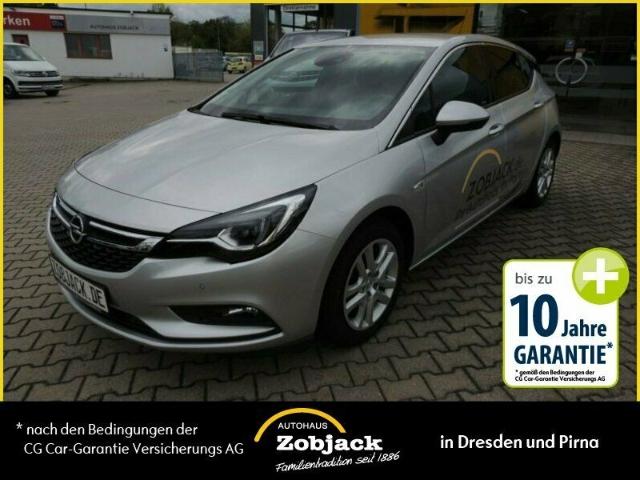Opel Astra K 5T Innovation 1.6T LED Kamera Tempomat, Jahr 2016, Benzin