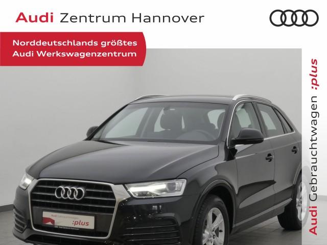 Audi Q3 1.4 TFSI sport, Leder, Navi, Xenon, Kamera, Jahr 2017, Benzin