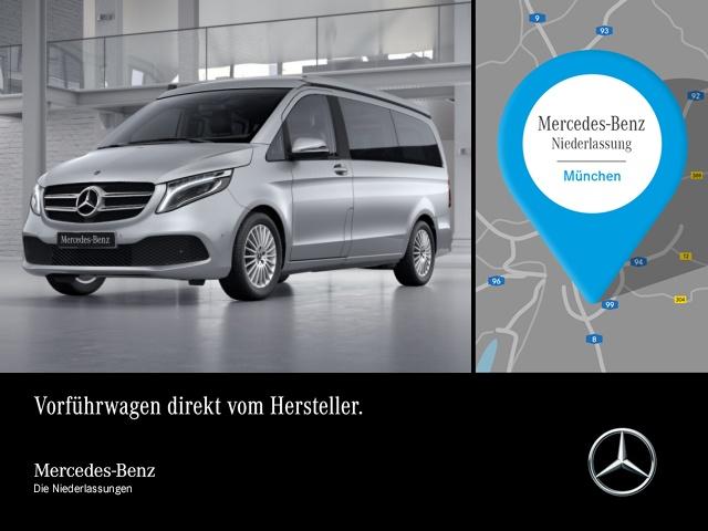 Mercedes-Benz Marco Polo 250 d 4MATIC HORIZON Distr. ILS LED AHK, Jahr 2020, Diesel