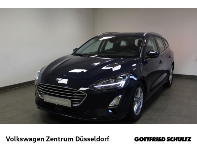 Ford Focus Turnier Cool & Connect *LED*Navi*PDC*VZE*SHZ*, Jahr 2019, Diesel