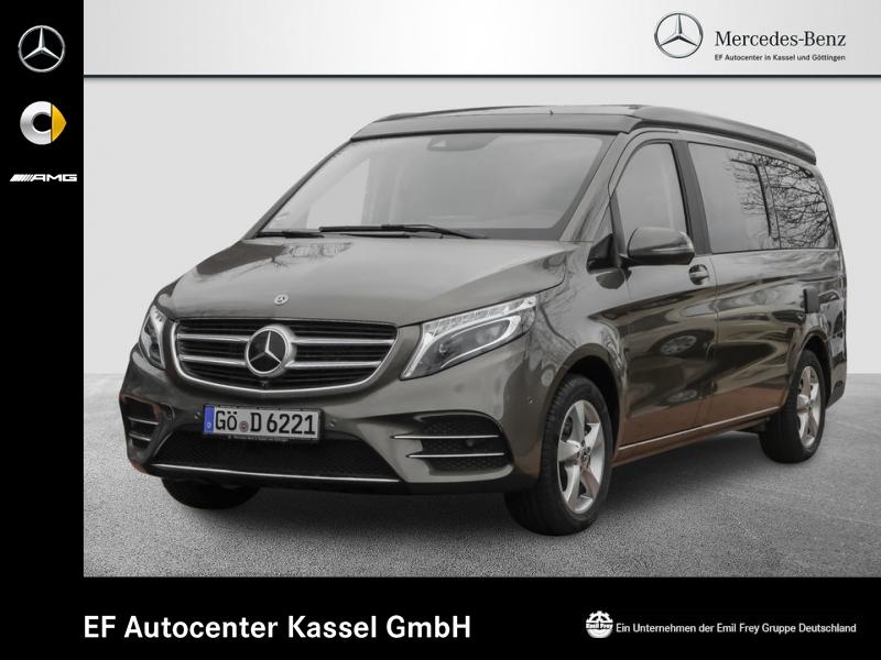 Mercedes-Benz 250 Marco Polo Edition, 4x4, AMG,Pano,AHK,DAB,Sound,Distronic, Jahr 2018, diesel