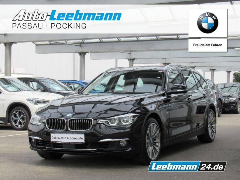 BMW 335d xDrive Touring Luxury Line 2 JAHRE GARANTIE, Jahr 2017, Diesel