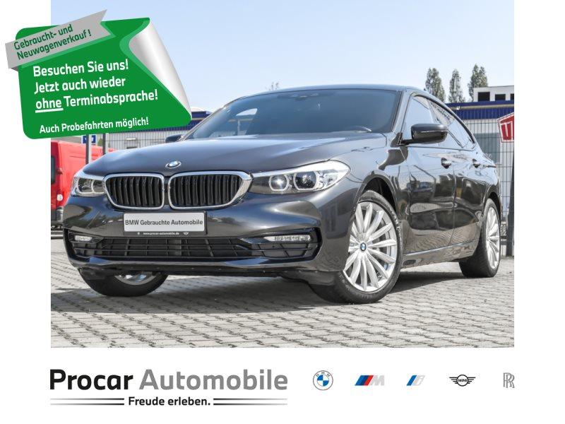 BMW 640d xDrive GT Pano Sitzbelüf. Navi Prof. 18 LM, Jahr 2018, Diesel